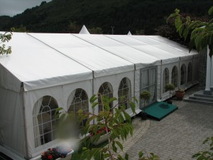 marquee-solutions-marquee-hire-ireland-Golden-Wedding Anniversary-in- Strandhill-Co Sligo-3