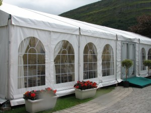 marquee-solutions-marquee-hire-ireland-Golden-Wedding Anniversary-in- Strandhill-Co Sligo-4