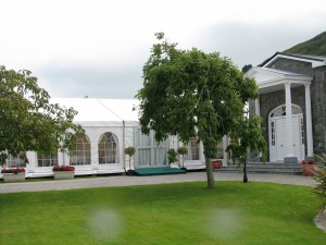 marquee-solutions-marquee-hire-ireland-Golden-Wedding Anniversary-in- Strandhill-Co Sligo-5