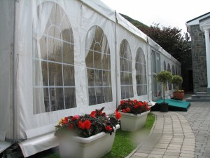 marquee-solutions-marquee-hire-ireland-Golden-Wedding Anniversary-in- Strandhill-Co Sligo-6